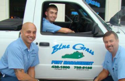 Bluegrass Pest Management - Hazard, KY