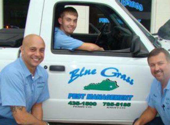 Bluegrass Pest Management - Hazard, KY