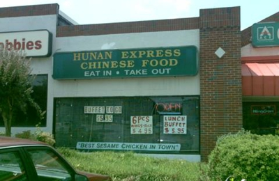 Hunan Express - Charlotte, NC