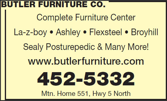 Coupons. Butler Furniture Co Mountain Home  AR 72653   YP com