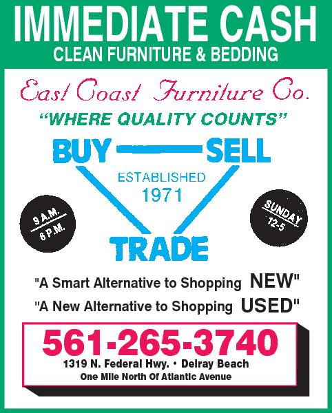 East Coast Furniture 1319 N Federal Hwy Delray Beach Fl