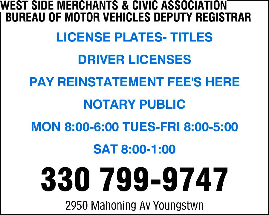 Lexus of dayton car dealers 8111 yankee st dayton oh phone for Bureau of motor vehicles deputy registrar license agency cleveland oh