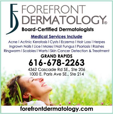 Forefront Dermatology 4362 Cascade Rd SE Ste 206, Grand