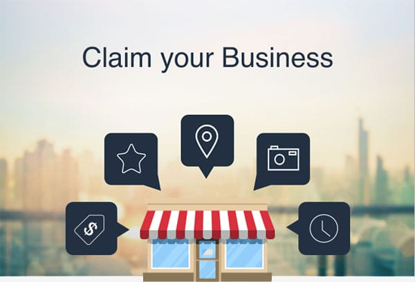 Claim your business! Many of the benefits of YP are free.
